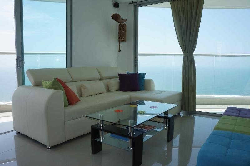 Living Room - Home Suite Home Cartagena - Cartagena - rentals