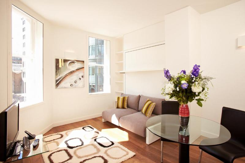 The City Studio Apartment - Image 1 - London - rentals