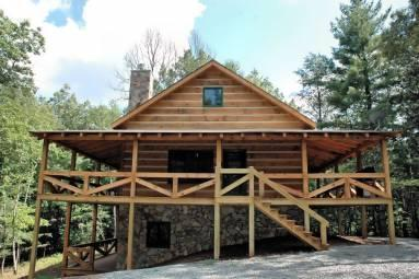 Mountain Laurel Hideaway 15% Off March - Image 1 - Blue Ridge - rentals