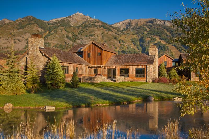 Handsome Shooting Star Cabin - Shooting Star Cabin Number 5 - Teton Village - rentals