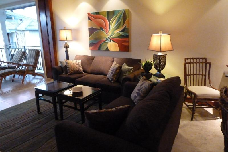 Seating for 6 people - Kolea 5 STAR Exec.  2 Bed 2 Bath Penthse See Video - Waikoloa - rentals