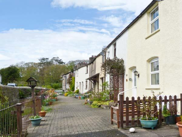 HERDWICK COTTAGE, a former mill worker's cottage, with two bedrooms, and - Image 1 - Cark - rentals