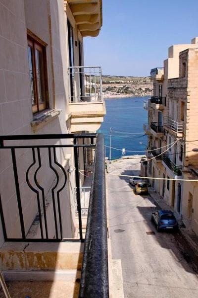 Side Sea View Balcony - ST PAUL'S BAY CHIC NORTHQUAY - Island of Malta - rentals