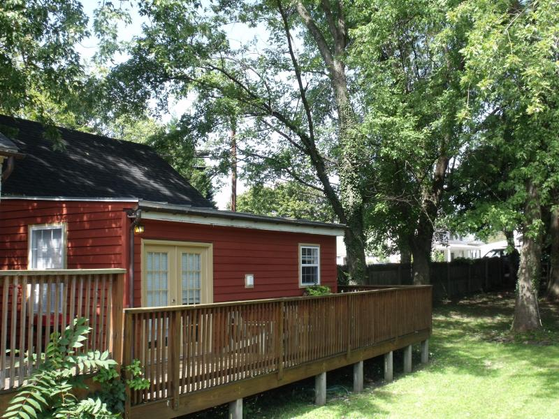 Canal House Cottage - Image 1 - Harpers Ferry - rentals