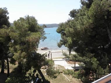 A2(2+2): terrace view - 5553 A2(2+2) - Pirovac - Pirovac - rentals
