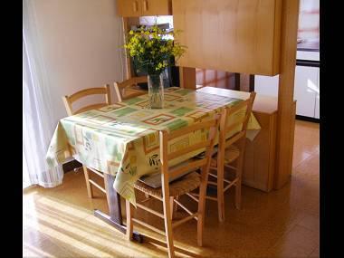 A1(4): dining room - 5554 A1(4) - Pula - Pula - rentals