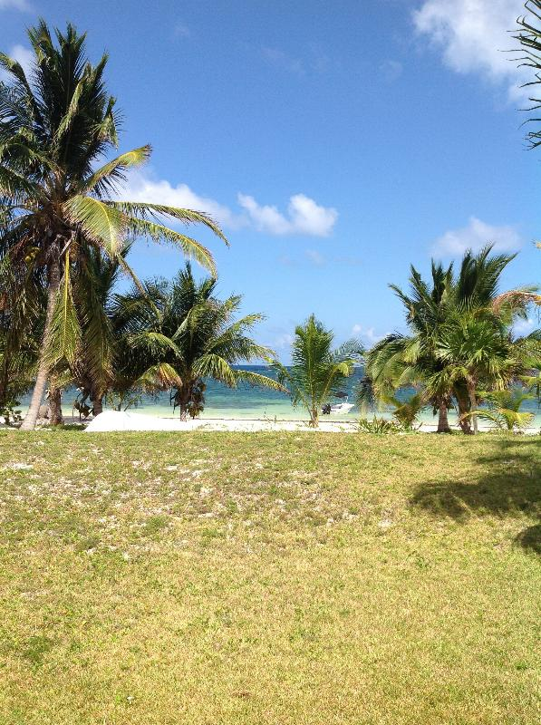 Our beach - Casa Bali, Private beachfront property in Mahahual - Majahual - rentals
