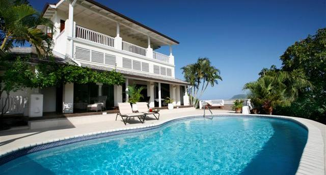 Tamarind Villa at Windward Ridge, Cap Estate, Saint Lucia - Ocean View, Short Drive To Beach, Pool - Image 1 - Cap Estate - rentals