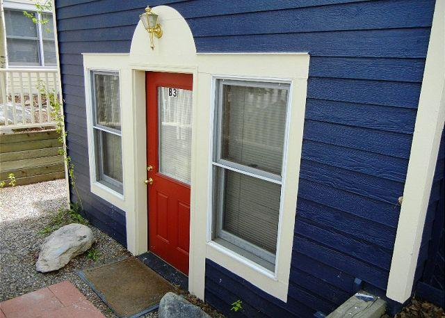 Entrance - French Ridge 1 Bed/Den/1Bath - Breckenridge - rentals