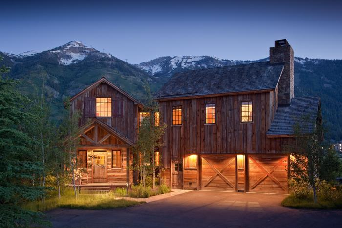 Handsome Shooting Star Cabin - Shooting Star Cabin Number 2 - Teton Village - rentals