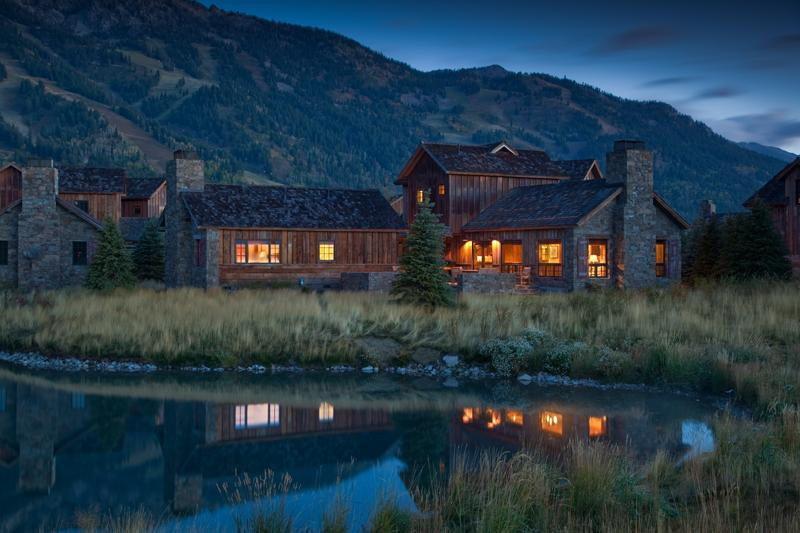 Handsome Shooting Star Cabin - Shooting Star Cabin Number 13 - Teton Village - rentals