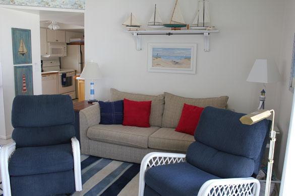 Gulf Side #212 - Image 1 - Englewood - rentals