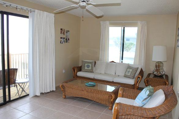 Gulf Front #221 - Image 1 - Englewood - rentals