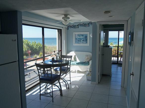 Gulf Front 121 - Image 1 - Englewood - rentals