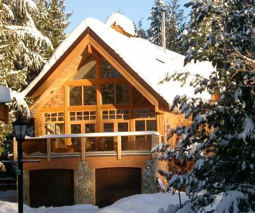 "Luxury ""Big Red Lodge"" - best group lodging at Red - Large Luxury Lodge near the Lifts at Red Mountain - Rossland - rentals"