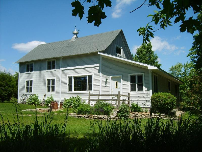 Four Seasons Barn House - Summer - DOOR COUNTY FOUR SEASONS BARN HOUSE - Sister Bay - rentals