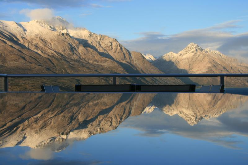 Panorama - Alpen View Luxury Villa with stunning lake views - Queenstown - rentals