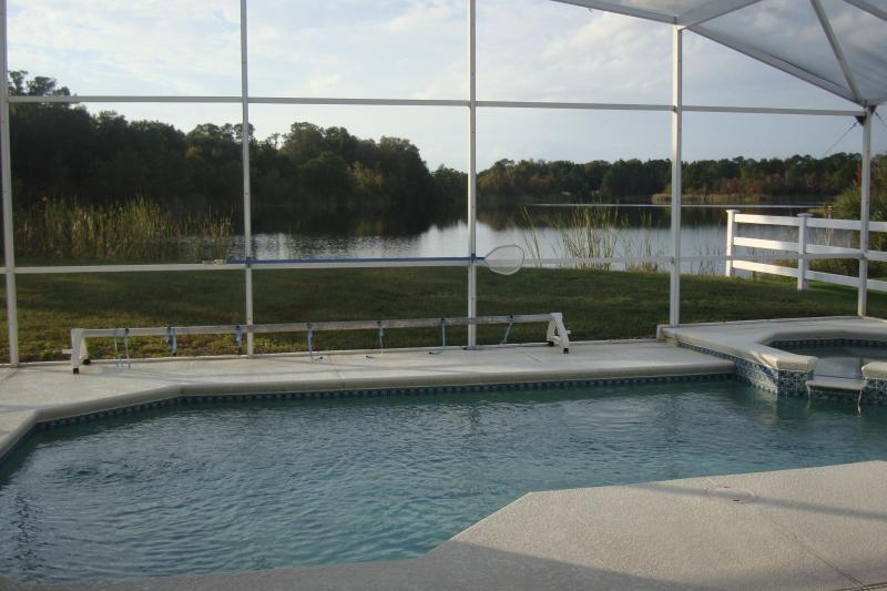Elegant 4BR-SF Pool-Lake-GameRoom-BBQ-WiFi - Image 1 - Orlando - rentals