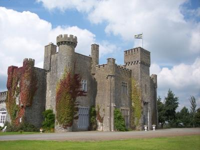 One day in July at Lisheen Castle - Beautifully Restored Irish Castle - Pure Luxury - Thurles - rentals