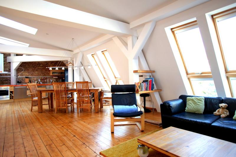 Attic Loft in Berlin, Germany - Image 1 - Berlin - rentals