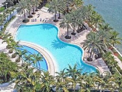 Pool and Bay View - 2 Bedroom South Beach Vacation Condo - Miami Beach - rentals