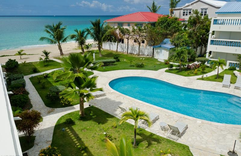 Palm Beach Condos, Simpson Bay, St Maarten - AT SEASIDE @PALM BEACH...on one of St Maarten's finest beaches, Simpson Bay - Simpson Bay - rentals