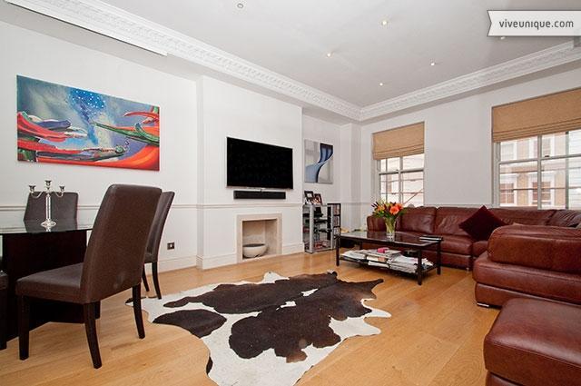 2 bed apartment, Manson Place, South Kensington - Image 1 - London - rentals