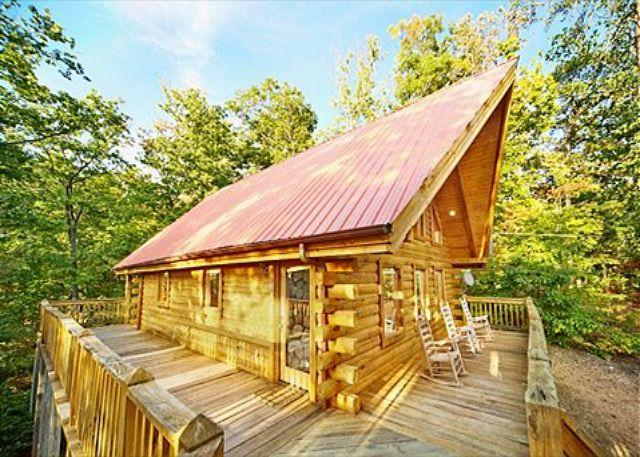 1 Bedroom with Tree House Hot Tub - Image 1 - Sevierville - rentals