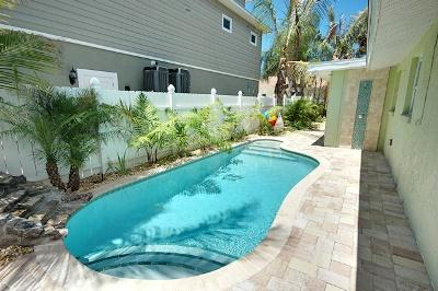 Brand New Pool w/ Waterfall - Turtle Cove West - Holmes Beach - rentals