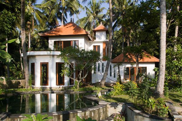 Beautiful Traditional Bali 6 Guests AC/Pool/Luxury - Image 1 - Karangasem - rentals
