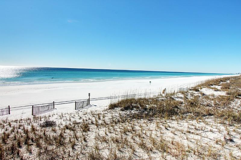 Summerspell 204 - Book Online! Second Floor Gulf Views across street from Miramar Beach! - Image 1 - Miramar Beach - rentals