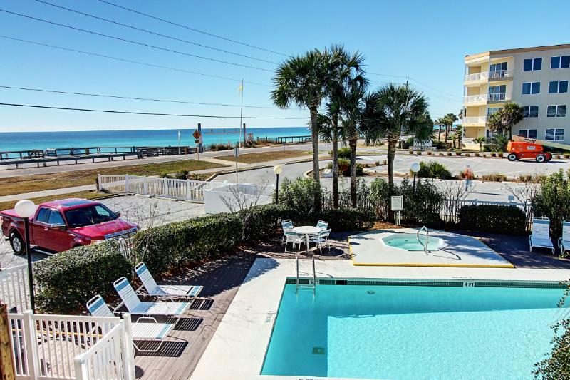 Summerspell 204 >o< 10%OFF April1-May26*Gulf Views-AcrossFrBeach - Image 1 - Miramar Beach - rentals