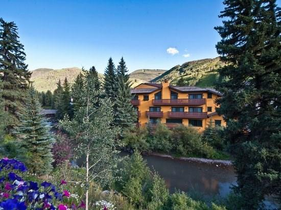 Vail Mountain  Gore Creek views from your balcony - Austria Haus Club: Village Location, Mountain Views, Hotel Amenities - Vail - rentals