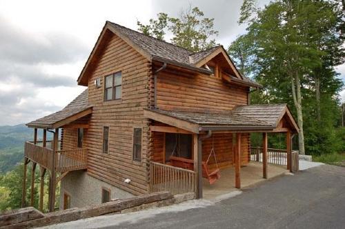 Scenic Wolf's Black Bear Lodge ~ Exterior - Black Bear Lodge at Scenic Wolf Resort - Asheville - rentals