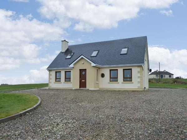 BALLYCROY COTTAGE, woodburner, rural setting, four bedrooms, near coast, near Ballycroy, Ref 12766 - Image 1 - Ballycroy - rentals