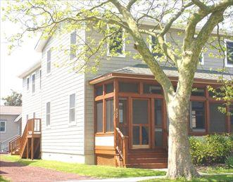 Front of Home - McGinley House 22745 - Cape May - rentals