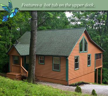Hummingbird Cabin 2 - Image 1 - Sugar Grove - rentals