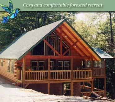 Hummingbird Hill Cabin 4 - Image 1 - Sugar Grove - rentals