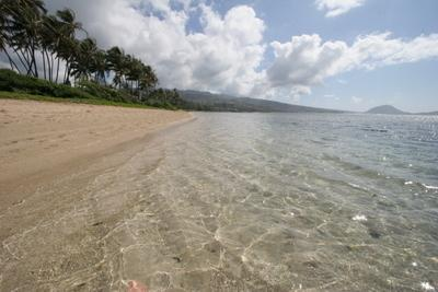 Beach towards Kahala Hotel & Resort. - Luxury 5-7BR, 2 Pools, Spa, Beach, Tennis Court - Honolulu - rentals