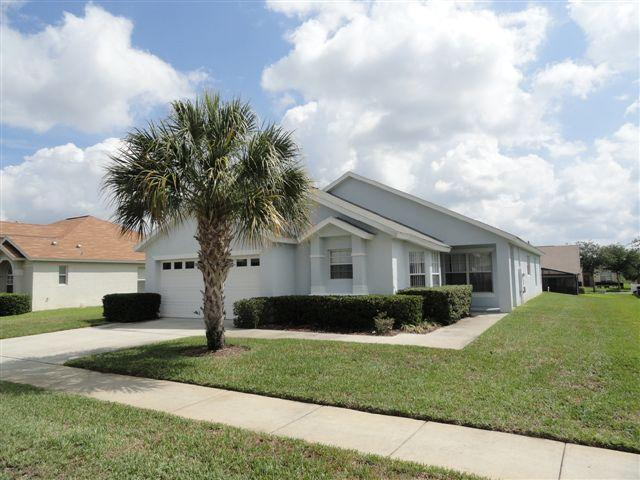 4 bed 3 bath pool/spa home near the disney magic - Image 1 - Clermont - rentals