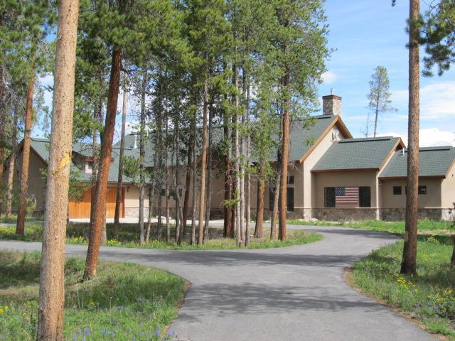 Colorado Grace! - Perfect  Mountain Home For Holiday Gatherings!  Great Group Home! - Fraser - rentals