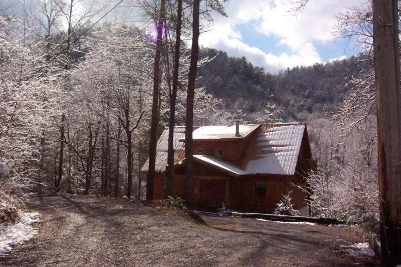 Snowy 'Genesis' - 'Genesis' chalet sleeps 11/ awesome location - Townsend - rentals