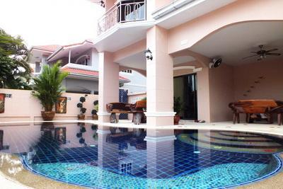 4 Bedroom Villa with Private Pool / Jacuzzi 10 minutes from Walking Street - Spacious 4 Bedroom Villa Private  Pool / Jacuzzi - Pattaya - rentals