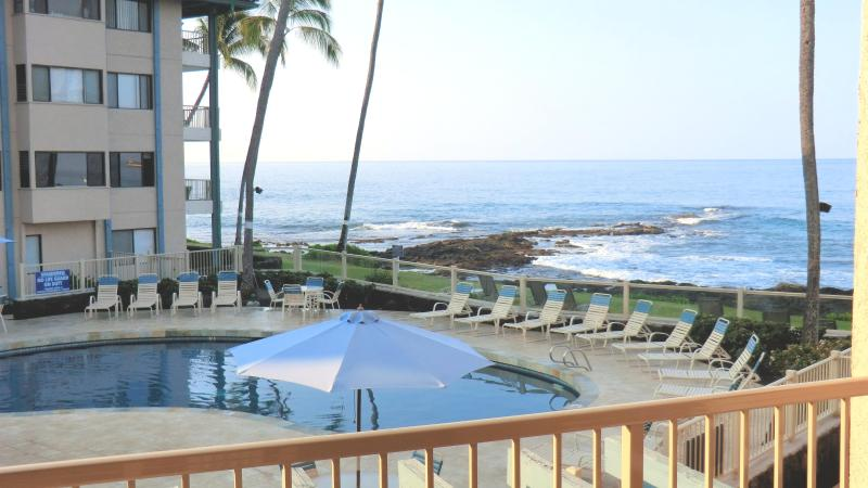 Lani view - Kona Reef E13 - Ocean/Beach View condo Kona Hi - Kailua-Kona - rentals