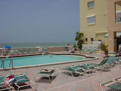 Luxury Beachfront 1-bed, Bath Condo, Indian Shores - Image 1 - Indian Shores - rentals