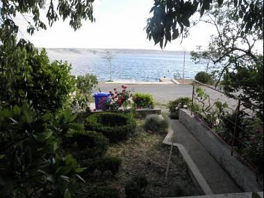 A2(5): view - 5565  A2(5) - Starigrad-Paklenica - Starigrad-Paklenica - rentals