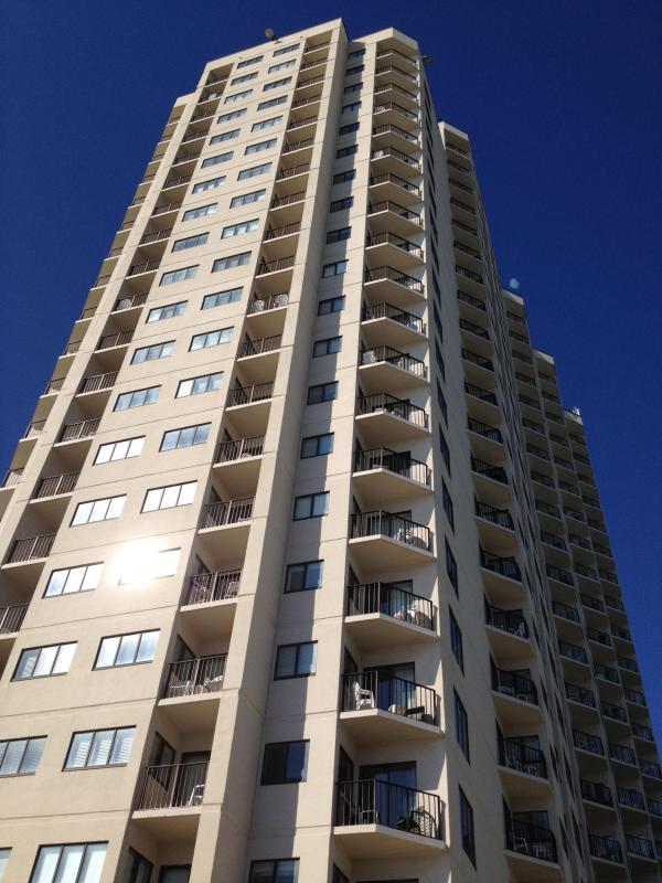 PALACE BUILDING - Palace Resort Sun Suite, Lovely and Affordable Condo with Pool - Myrtle Beach - rentals