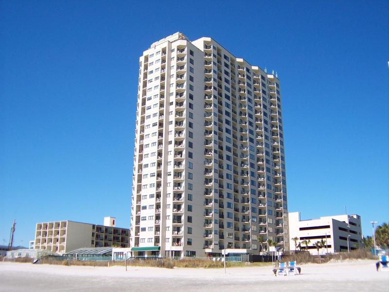 PALACE BUILDING - Palace Resort Charming 2 Bedroom for a Great Deal - Myrtle Beach - rentals
