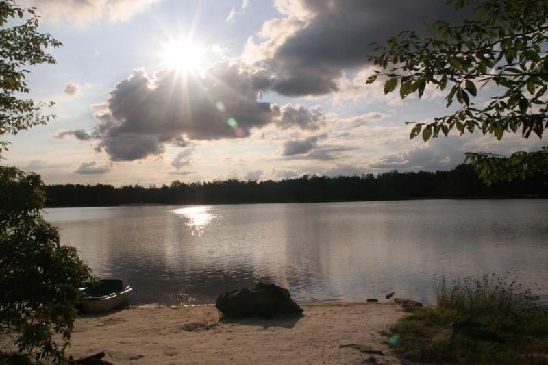 5-Star Luxury Large Lakefront House + Amenities! - Image 1 - Pocono Pines - rentals