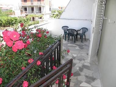SA1(2): terrace - 5595 SA1(2) - Pirovac - Pirovac - rentals